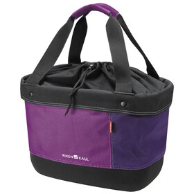 KlickFix Shopper Alingo Bike Pannier purple